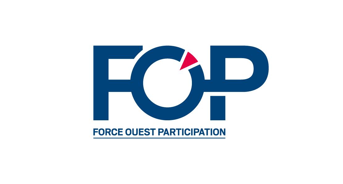 Logo FOP en couleurs
