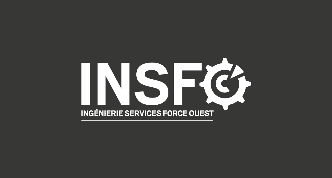 logo INSFO blanc
