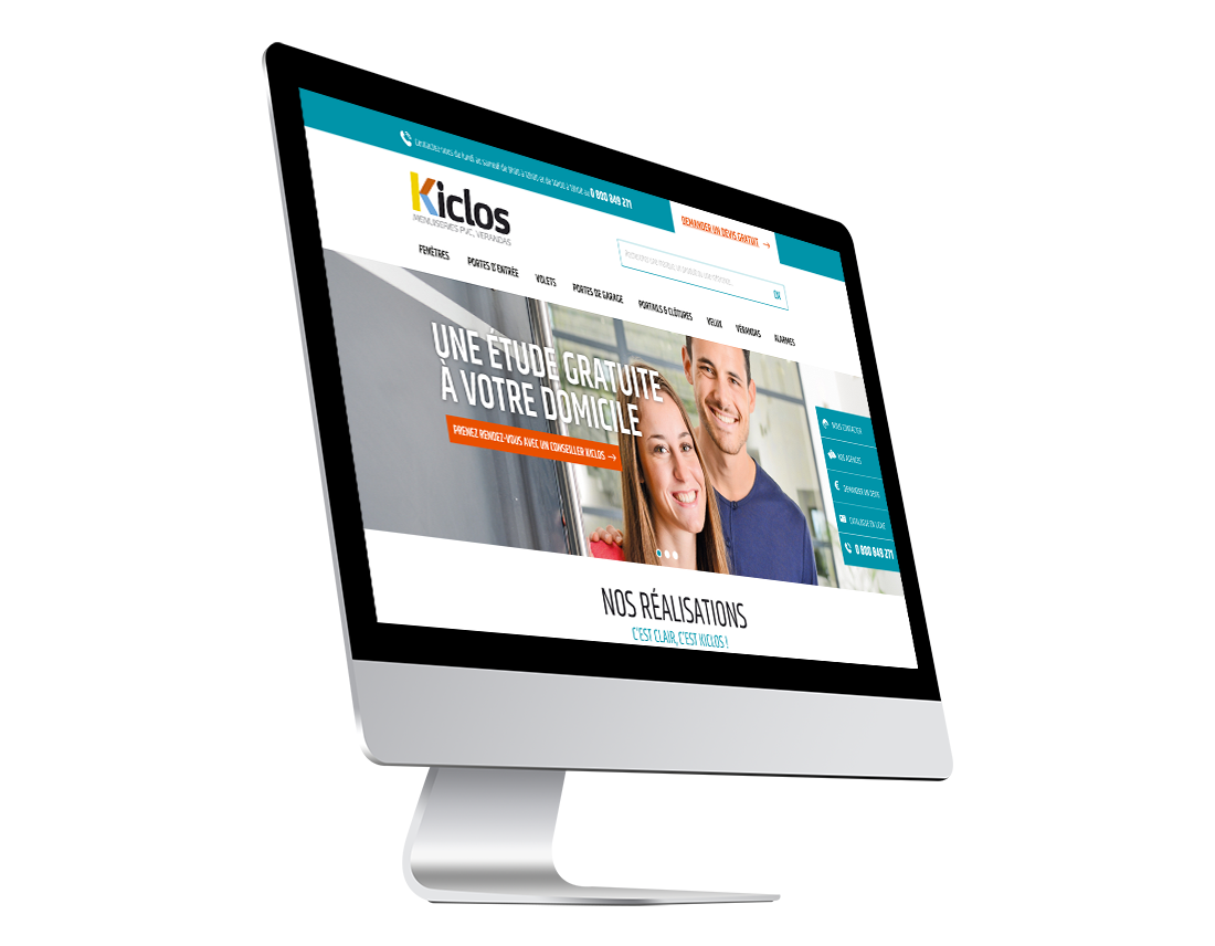 creation site internet web brest